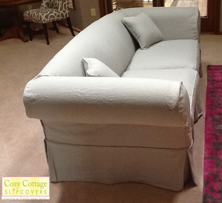 Sectional Couch With Chaise Cover