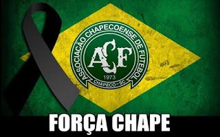 FORÇA CHAPECOENSE!