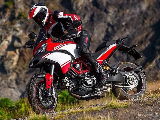 Gambar motor 2013 Ducati Multistrada 1200S Pikes Peak -