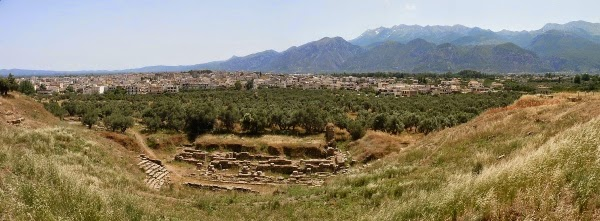 Sparta Grecja