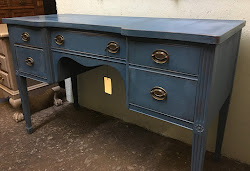 Painted Furniture SOLD