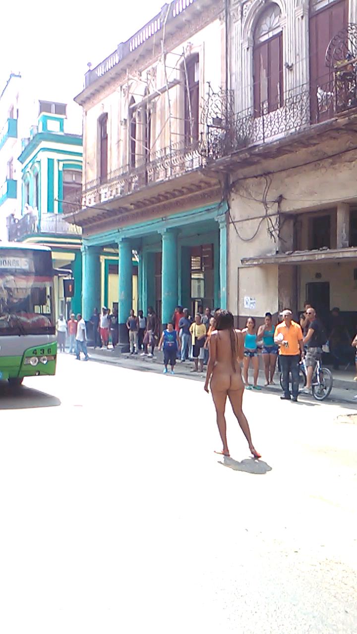 Foto desnuda calle picture 18