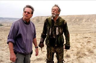 Perdidos en la Mancha - Gilliam y Jean Rochefort