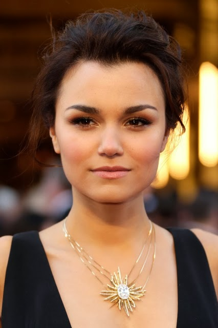 Samantha Barks Nude Photos 100