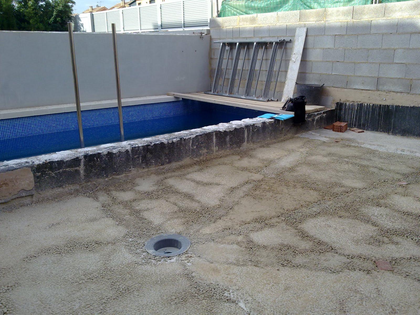 Emetreseme estudio blog reforma de terraza en dos for Piscina de godella