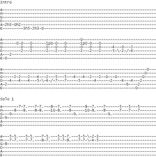 Antonio Banderas Desperado Guitar Chords