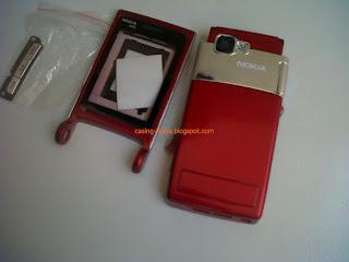 Casing HP Nokia N76