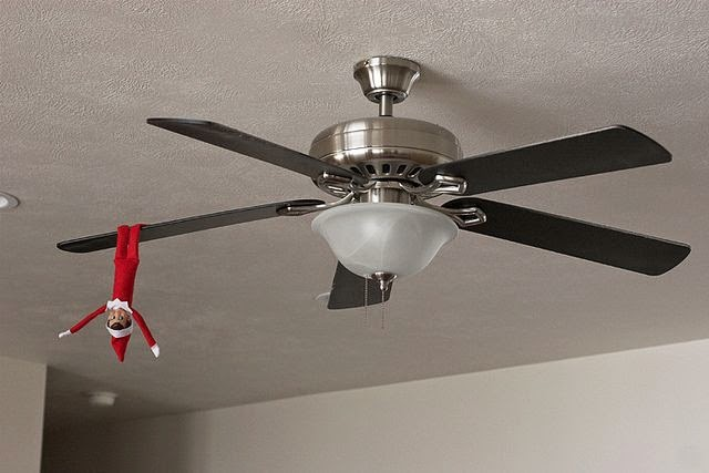 """How to Stir Up Mischief With Your """"Elf on the Shelf"""""""