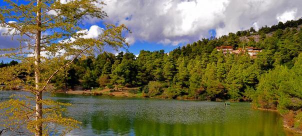 Λιμνη - Ιπποκράτειος Πολιτεία