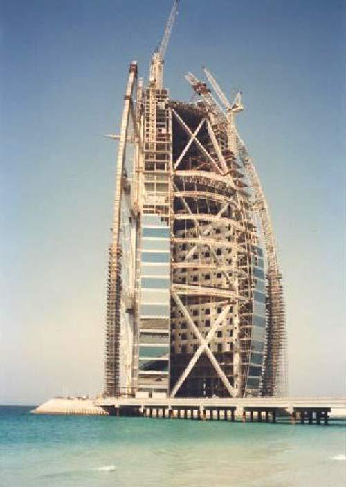 Arqdelicia Hotel Burj Al Arab Dubai