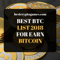 Best BTC List 2018