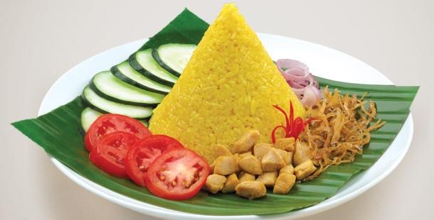 Cara Memasak Nasi Kuning Spesial ~ Resep Masakan Jajanan