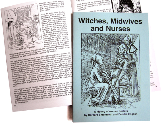 witches midwives amp nurses a history of women healers