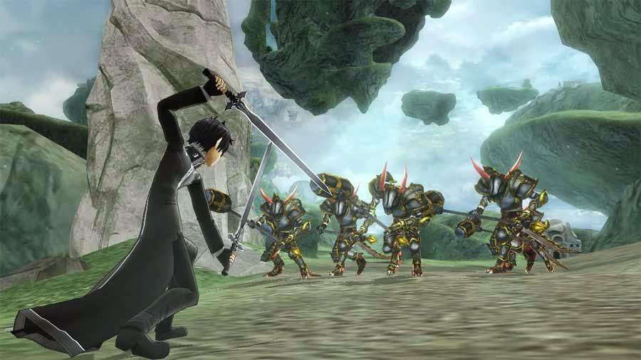 Video Baru Game SAO Lost Song Perihatkan Detail Baru Untuk Versi PS4