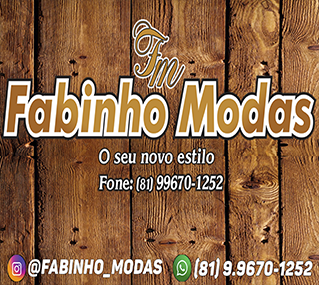 Fabinho Modas