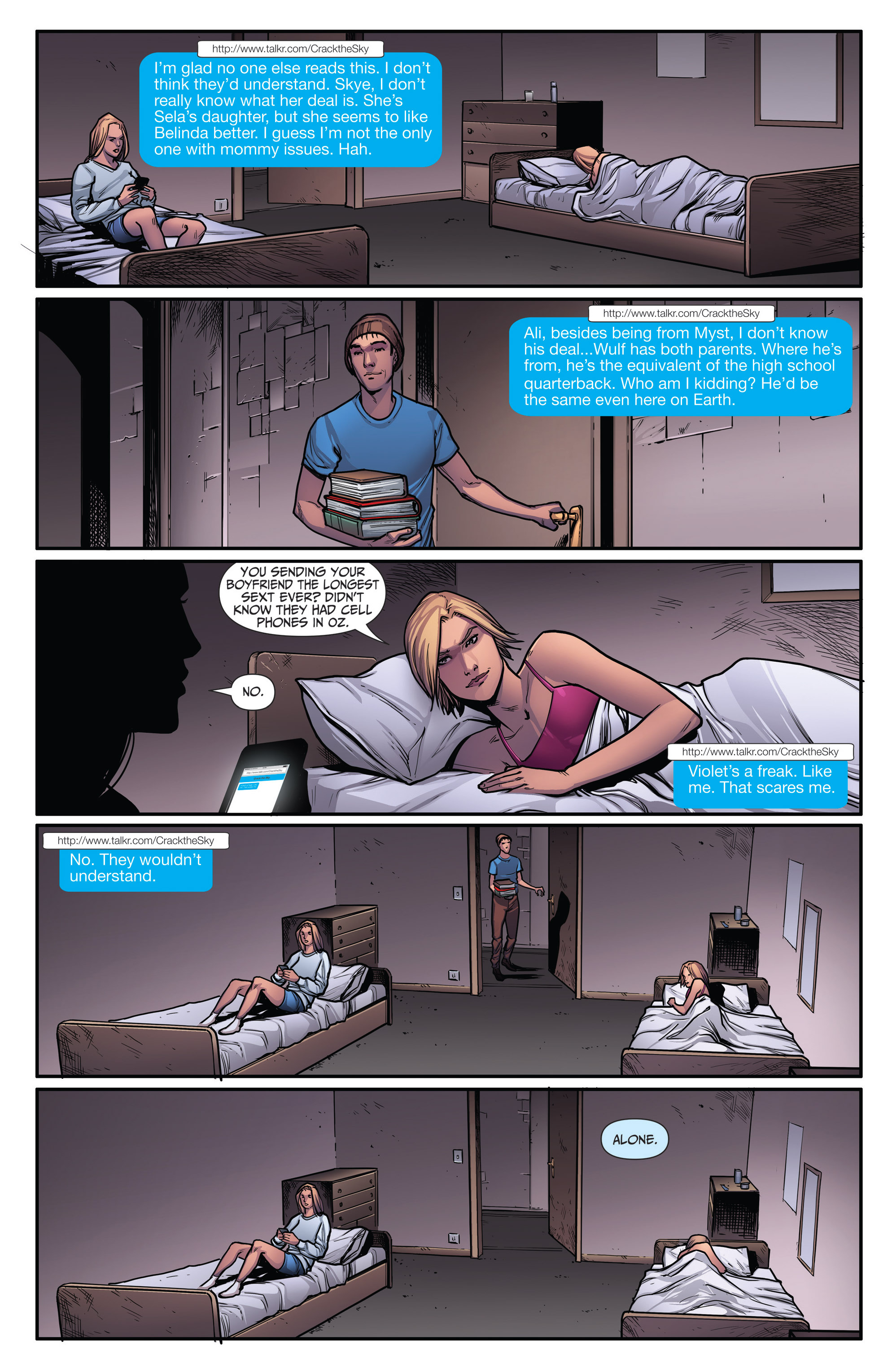 Grimm Fairy Tales (2005) Issue #107 #110 - English 15