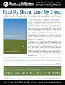 Feed My Sheep Flyer