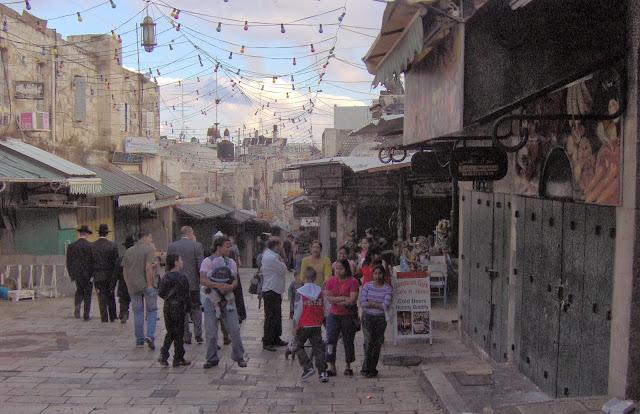 еврейский рынок махане иегуда в иерусалиме