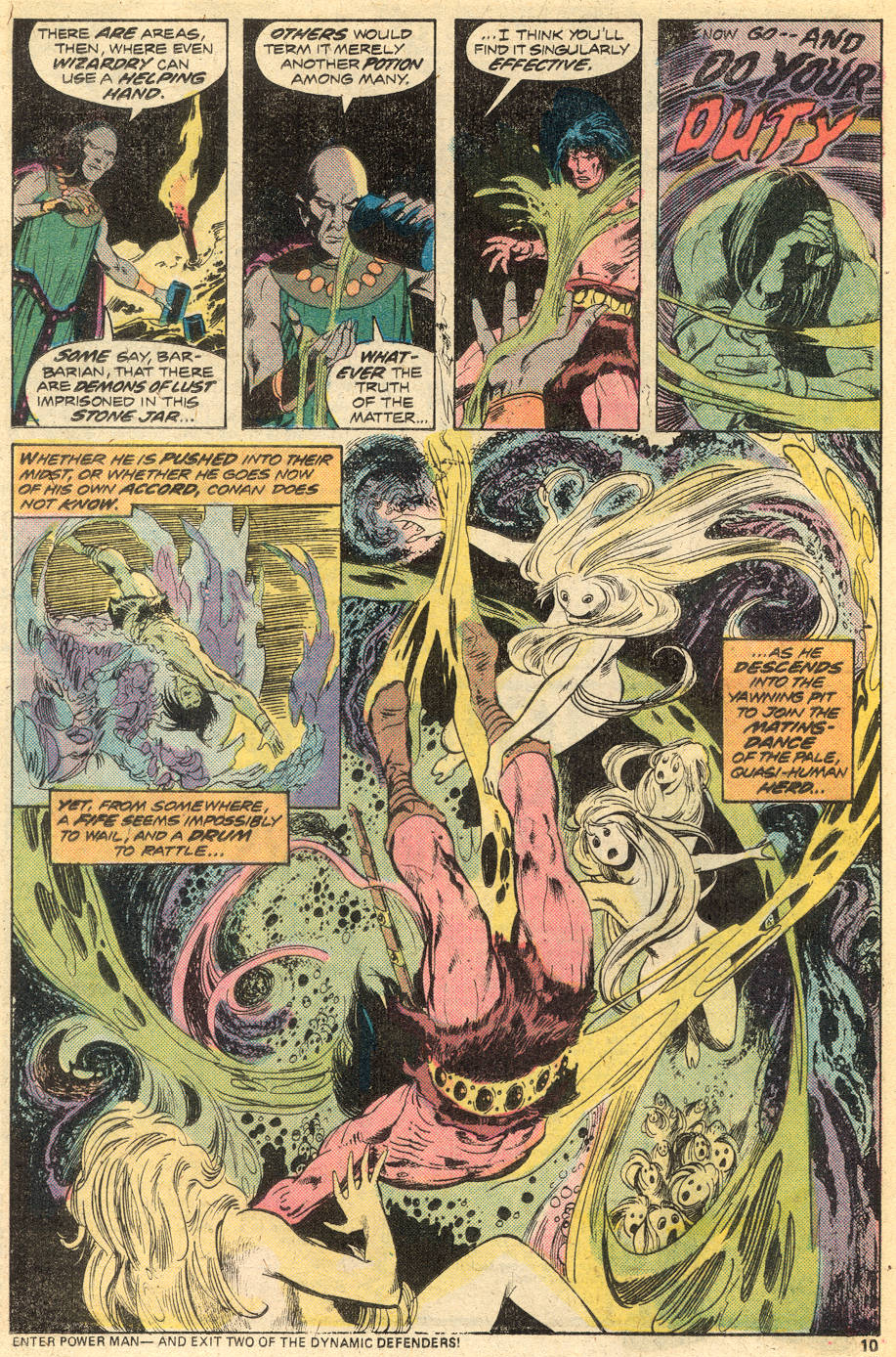 Conan the Barbarian (1970) Issue #44 #56 - English 7