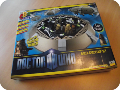 Doctor who dalek spaceset