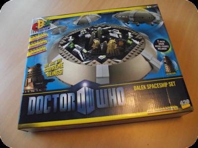 Doctor who dalek spaceset