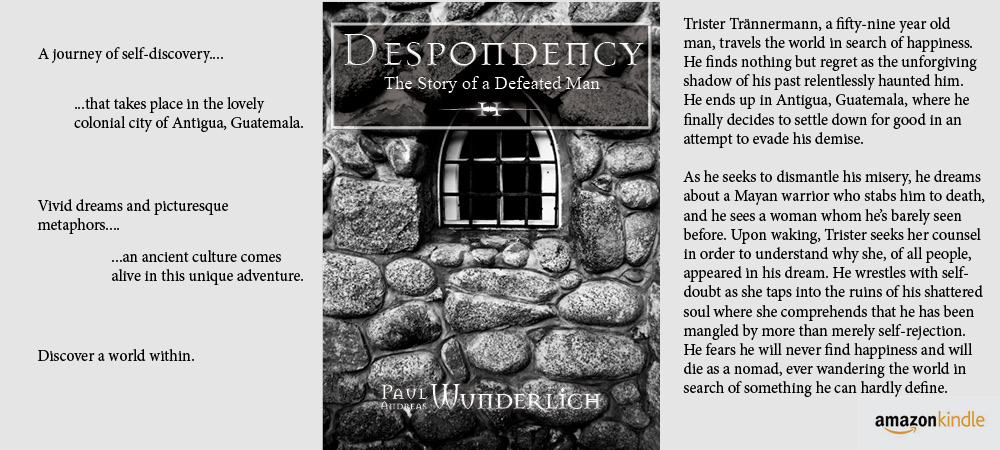 Despondency: The Story of a Defeated Man