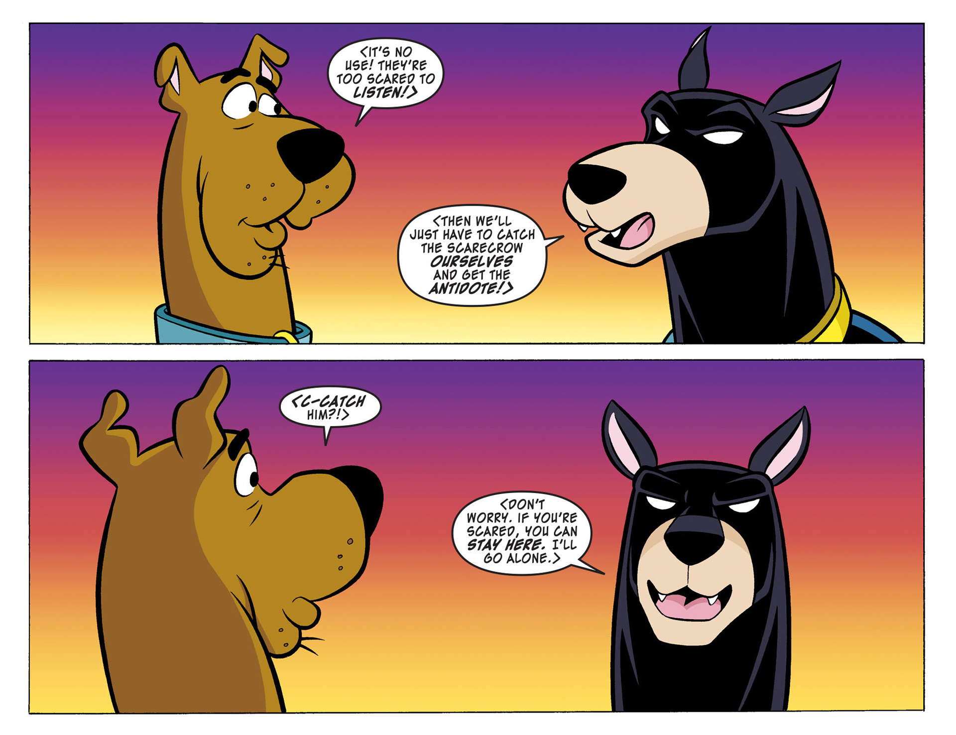 Read online Scooby-Doo! Team-Up comic -  Issue #3 - 19