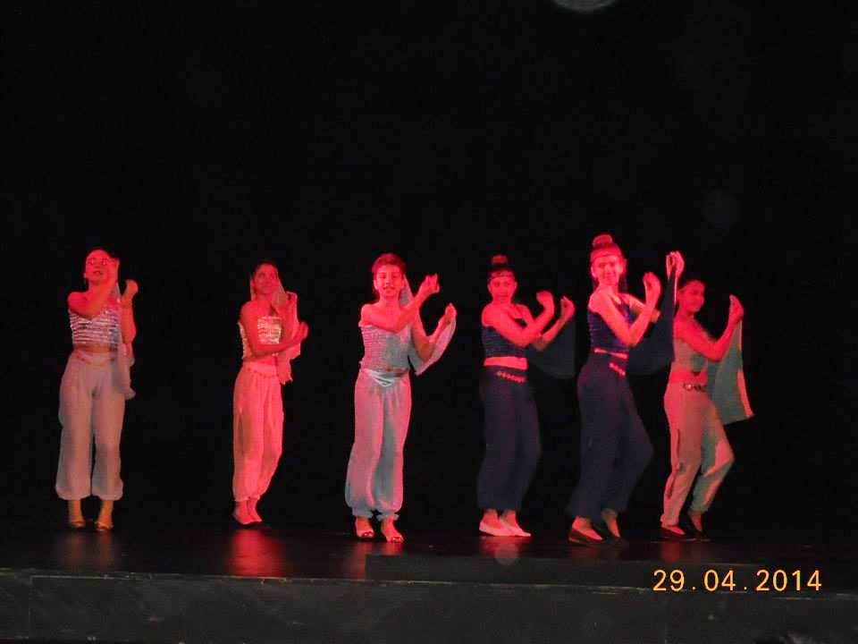 dansuri indiene