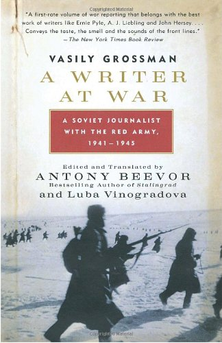 a writer at war antony beevor