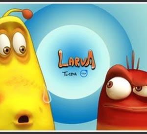 LARVA Ấu trùng tinh nghịch-LARVA