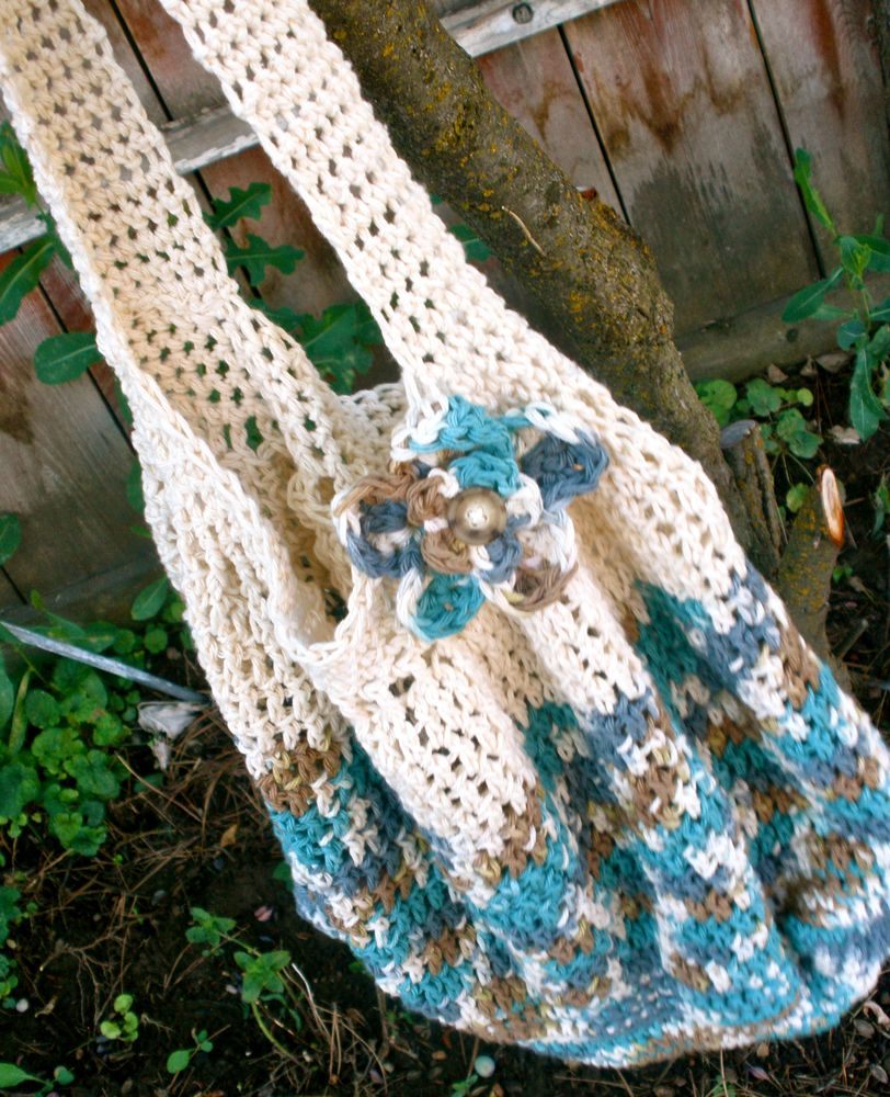 Crochet Hobo Purse Patterns Free : Sarahndipities ~ fortunate handmade finds: Things to Make ...