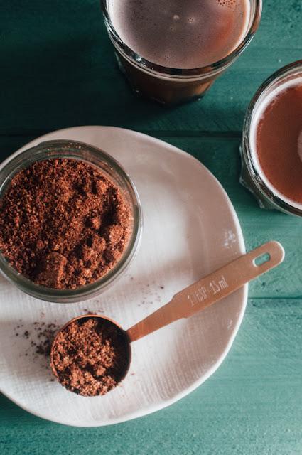 Hot Cocoa Mix (Dairy-free, Paleo, Vegan, AIP Adaptation)