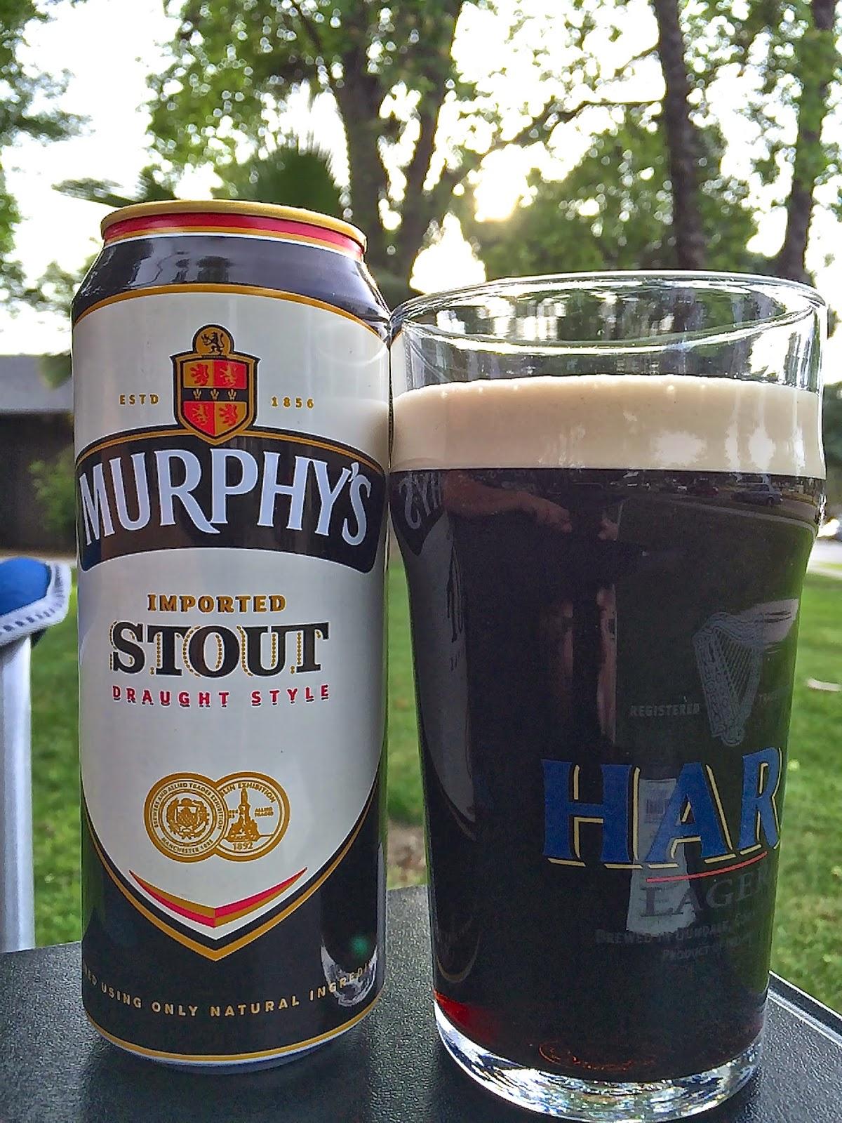 Murphy's Irish Stout 1