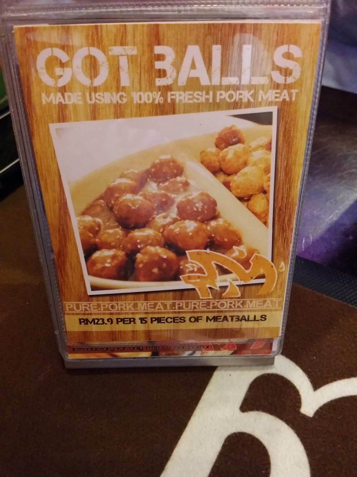 Window grille kota kinabalu - Got Balls This Looks Good Will Give It A Try Next Time