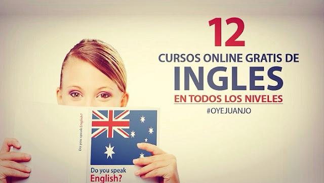 Aprende Ingles con estos cursos Online