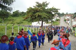 Festa do Bacamarteiro em Bonito