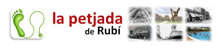 La petjada de Rubí