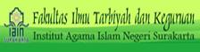 Website FITK IAIN Surakarta