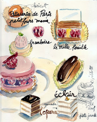 Petits Fours by Carol Gillott