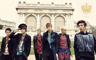 TEEN TOP No.1 review member names