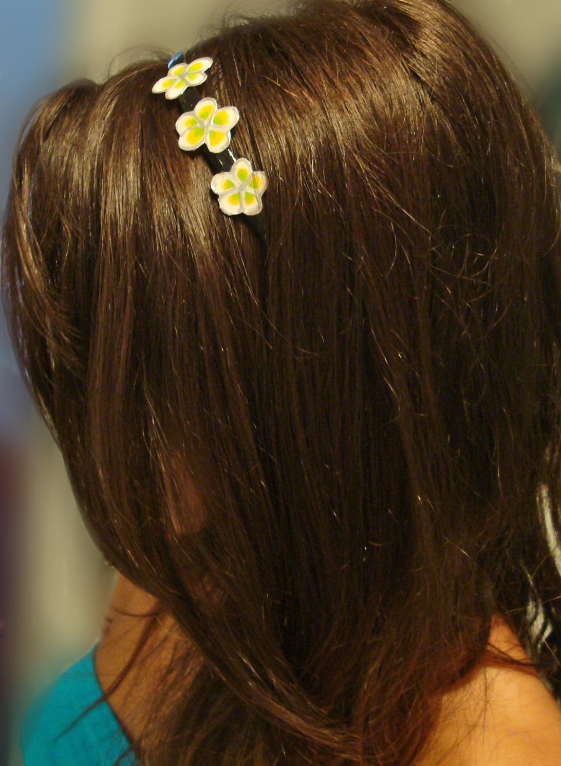 La ruta de la tela accesorios de tela accesorios para for Diademas de tela para el cabello