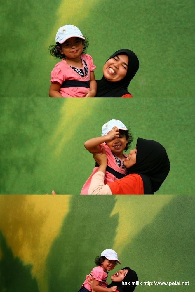 Ummi dan Hanis