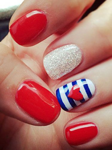 7 Super-Cute Manis to Welcome Summer