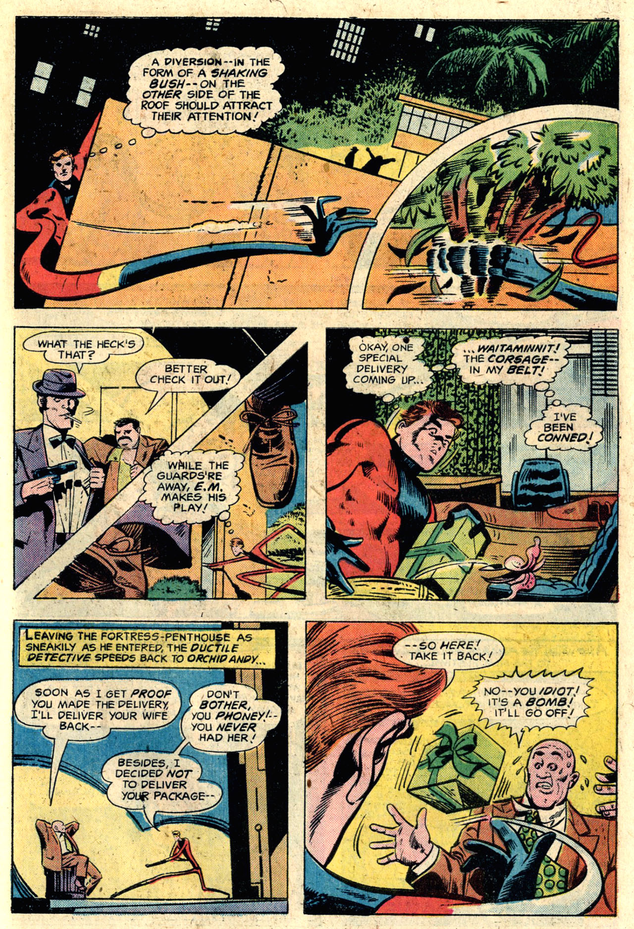 Detective Comics (1937) Issue #462 Page 31