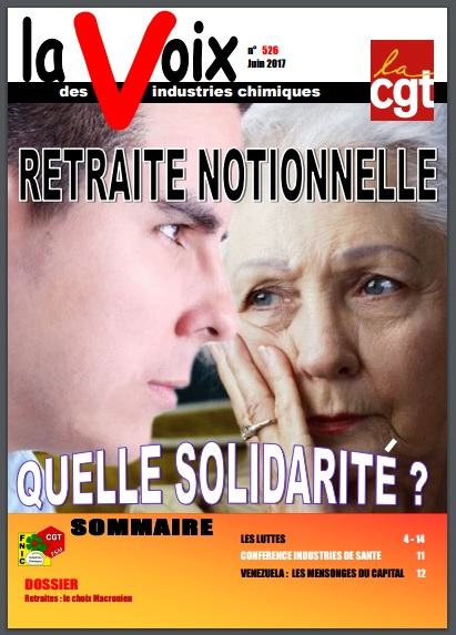RETRAITE  NOTIONNELLE