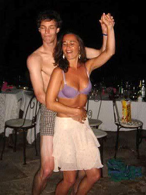 Pippa Middleton Dancing