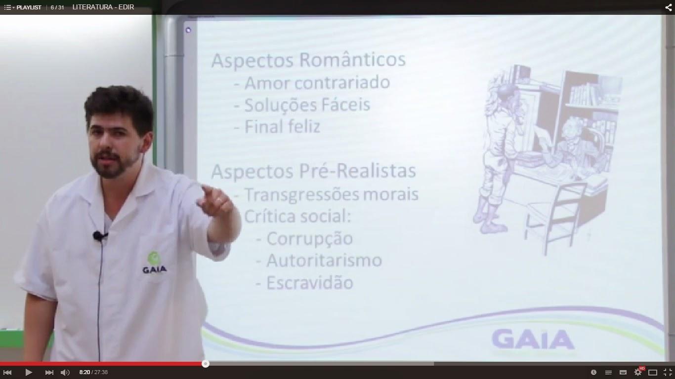 VIDEOAULA COMPLETA SOBRE OS LIVROS DA UFSC!