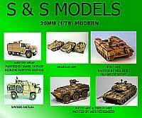 S&S Models 1/76 20mm Models