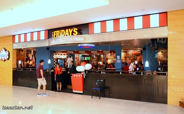 TGI Friday's Malaysia New Menu Launch