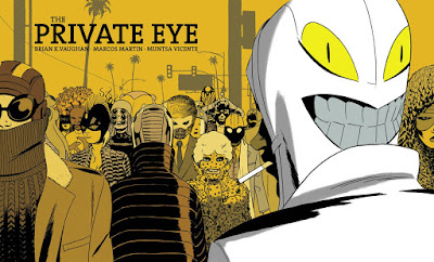 The Private Eye by Brian K. Vaughan [FREE]